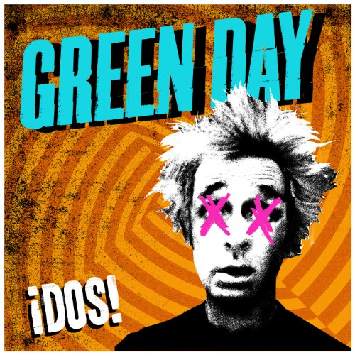 Green Day Lazy Bones cover art
