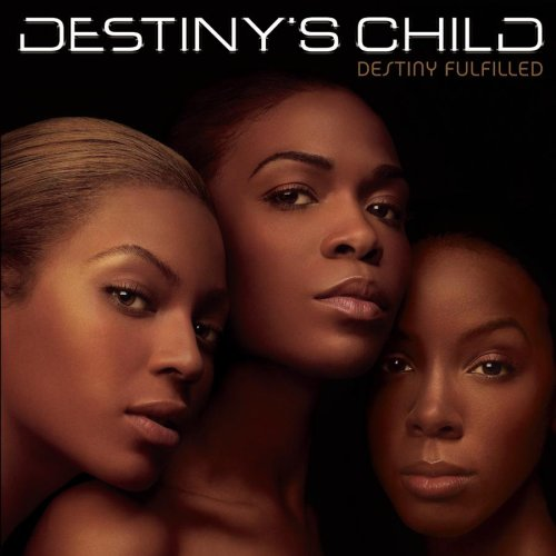 Destiny's Child T-Shirt cover art