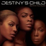Free sheet music by Destiny's Child