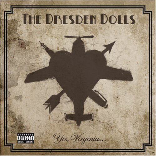 The Dresden Dolls Delilah cover art