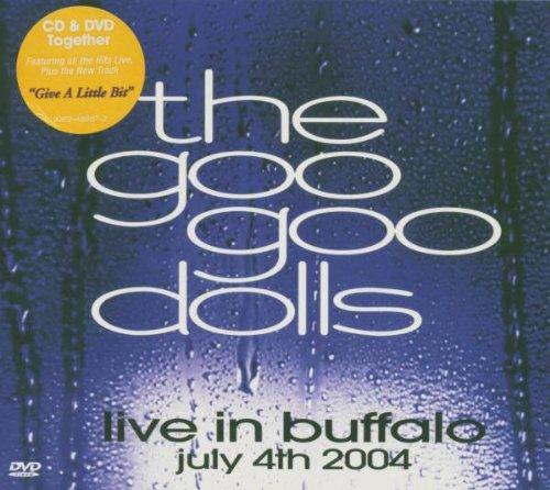 Goo Goo Dolls What A Scene cover art
