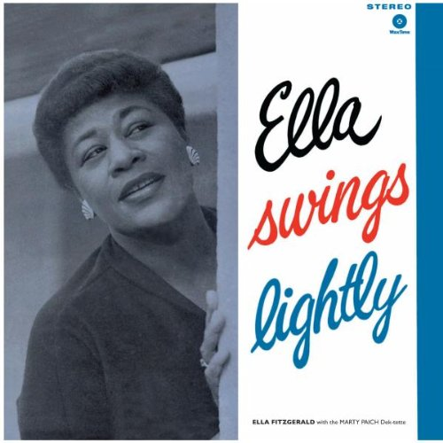 Ella Fitzgerald You Hit The Spot cover art