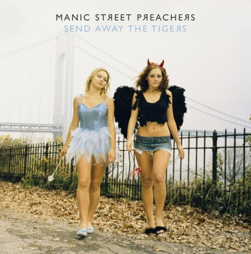 Manic Street Preachers Umbrella cover art