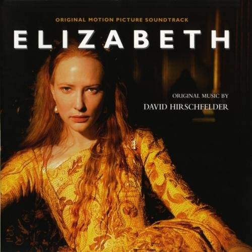 David Hirschfelder Elizabeth (Love Theme) cover art
