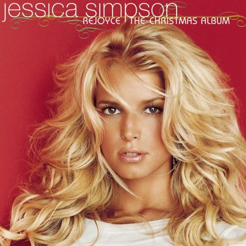 Jessica Simpson I Saw Mommy Kissing Santa Claus cover art