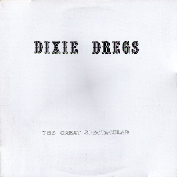 Dixie Dregs Refried Funky Chicken cover art