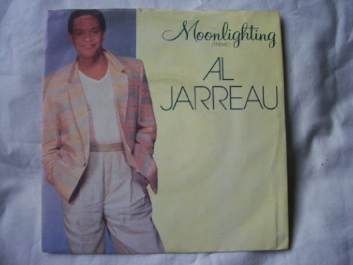 Al Jarreau Moonlighting cover art