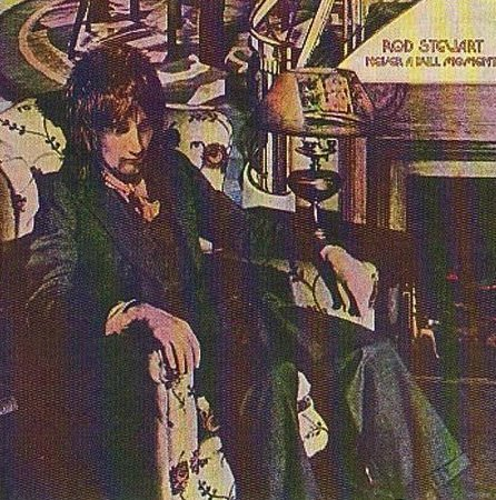 Rod Stewart You Wear It Well cover art