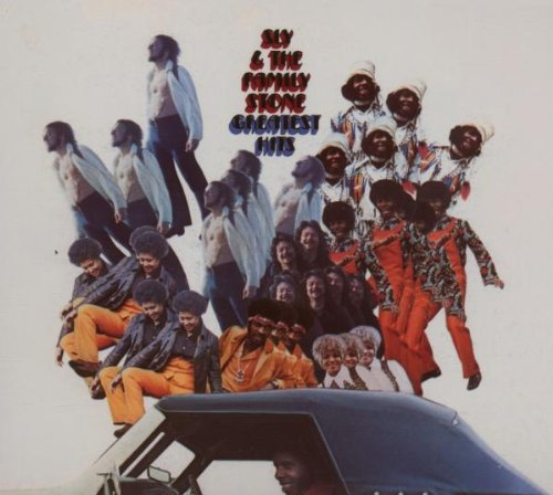 Sly & The Family Stone Family Affair cover art