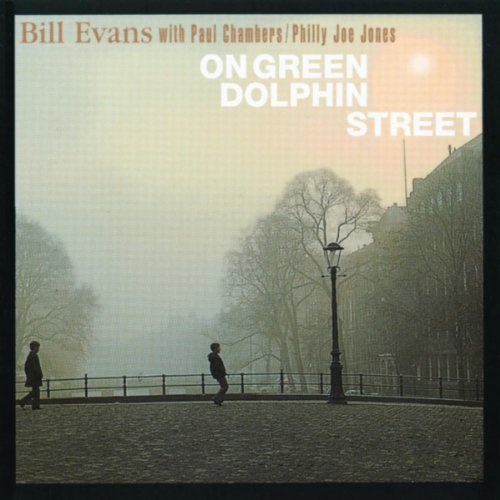 Bill Evans My Heart Stood Still cover art