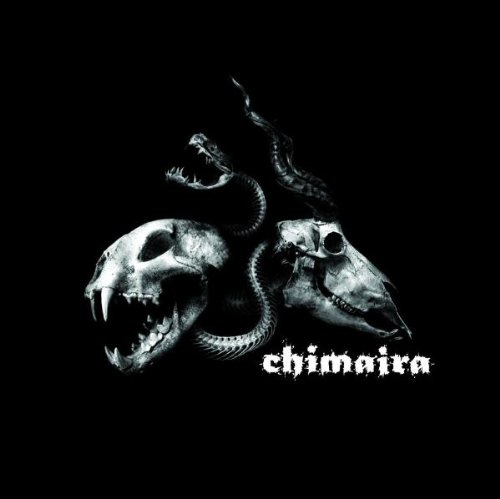 Chimaira Salvation cover art