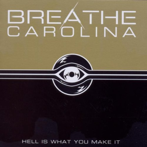 Breathe Carolina Blackout cover art