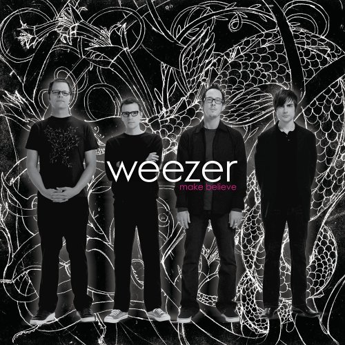 Weezer Freak Me Out cover art