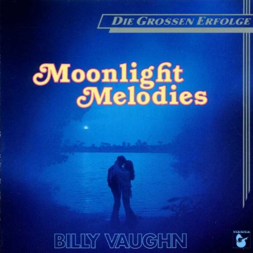 Billy Vaughn Blue Hawaii cover art