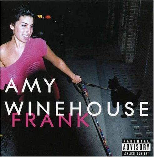 Amy Winehouse Stronger Than Me cover art
