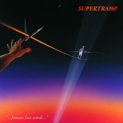 Supertramp It's Raining Again cover art