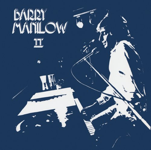 Barry Manilow It's A Miracle cover art