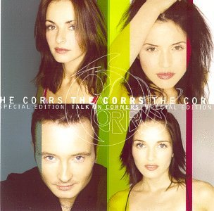 The Corrs Intimacy cover art