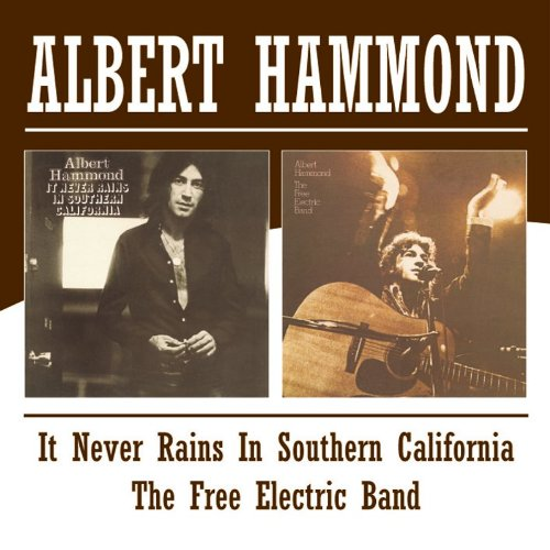 Albert Hammond It Never Rains In Southern California cover art