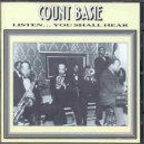 Count Basie The Glory Of Love cover art