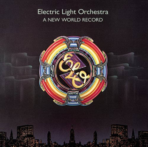 Electric Light Orchestra Telephone Line cover art