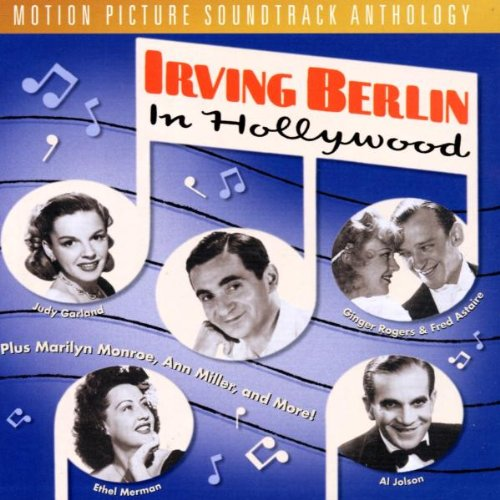 Irving Berlin Shaking The Blues Away cover art