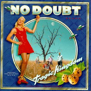 No Doubt Just A Girl cover art