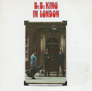 B.B. King Ain't Nobody Home cover art