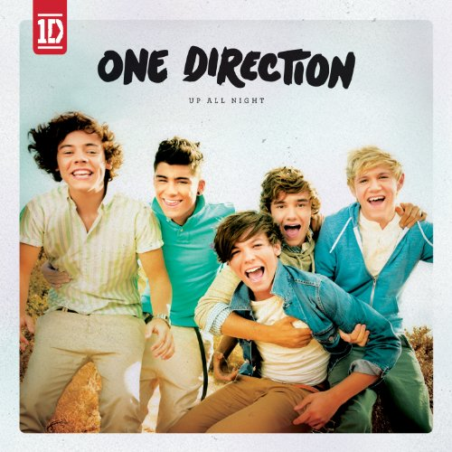 One Direction Up All Night cover art