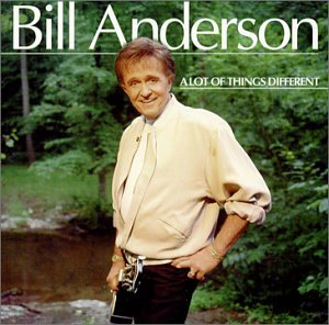 Bill Anderson Too Country cover art