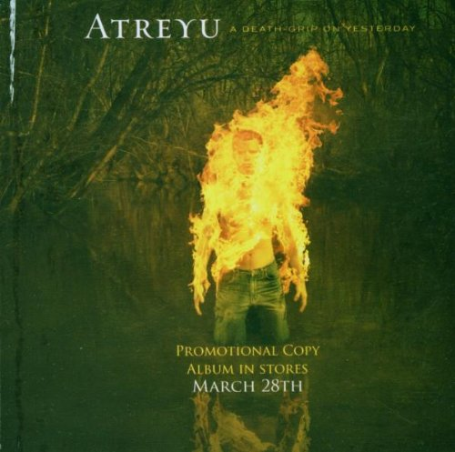 Atreyu Untitled Finale cover art