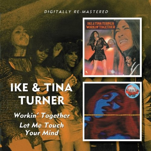 Ike & Tina Turner Proud Mary cover art