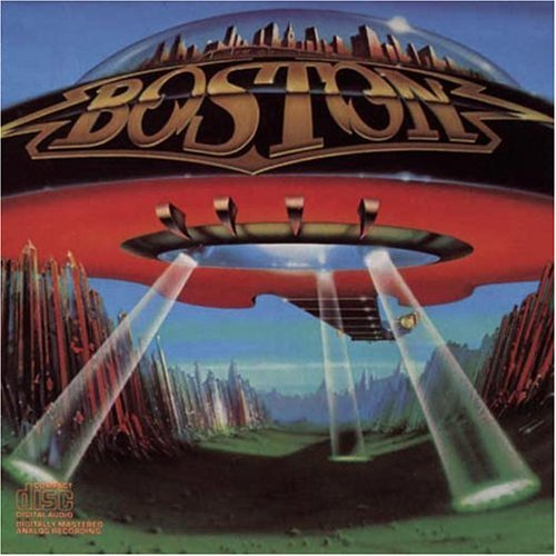 Boston Don't Be Afraid cover art