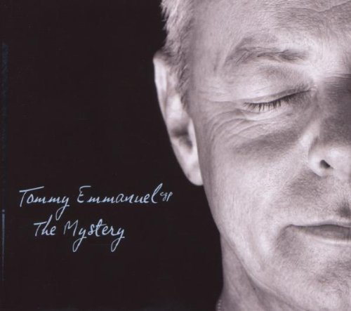 Tommy Emmanuel And So It Goes cover art
