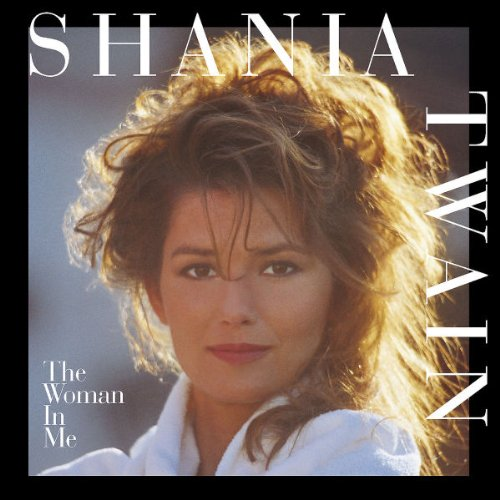 Shania Twain Raining On Our Love cover art