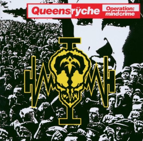 Queensryche Eyes Of A Stranger cover art