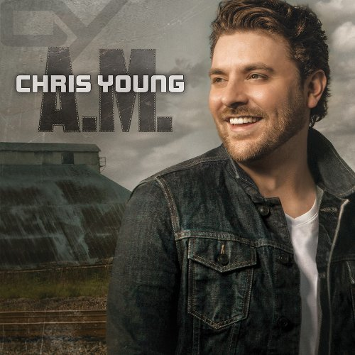 Chris Young Who I Am With You cover art