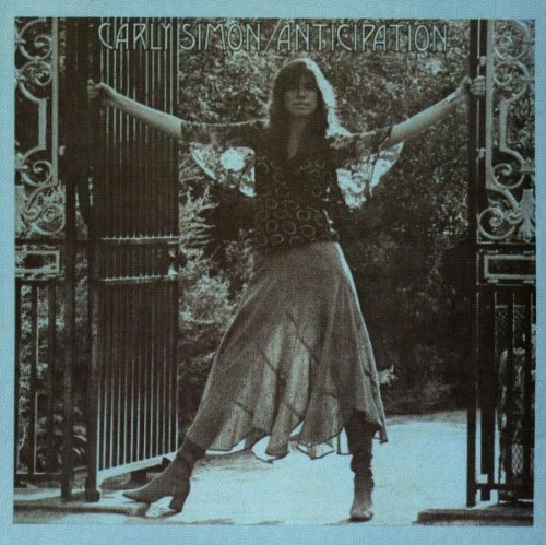 Carly Simon Anticipation cover art