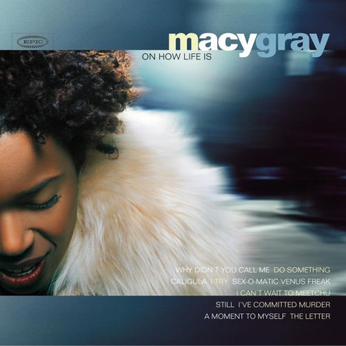 Macy Gray A Moment To Myself cover art