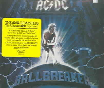 AC/DC Hard As A Rock cover art