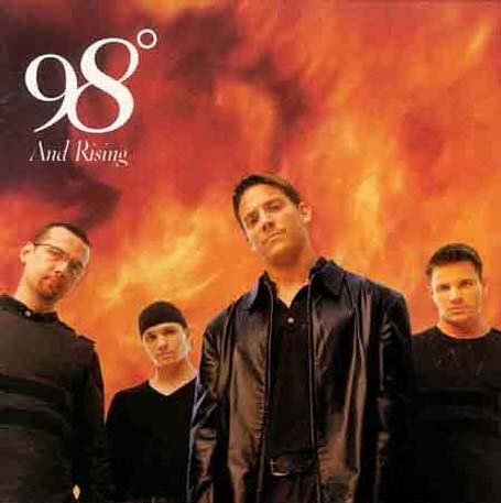 98 Degrees She's Out Of My Life cover art