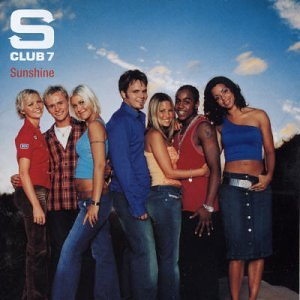 S Club 7 Summertime Feeling cover art
