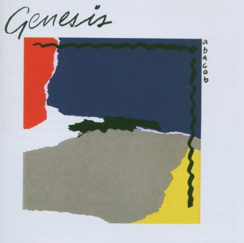 Genesis Abacab cover art