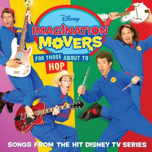 Imagination Movers We Can Work Together cover art