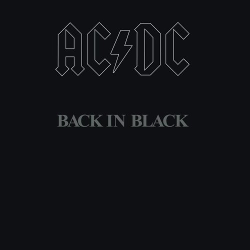 AC/DC Shoot To Thrill cover art