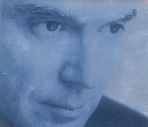 David Byrne Lazy cover art