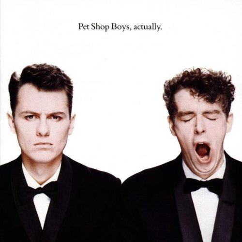 Pet Shop Boys It's A Sin cover art
