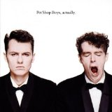 Shopping sheet music by Pet Shop Boys