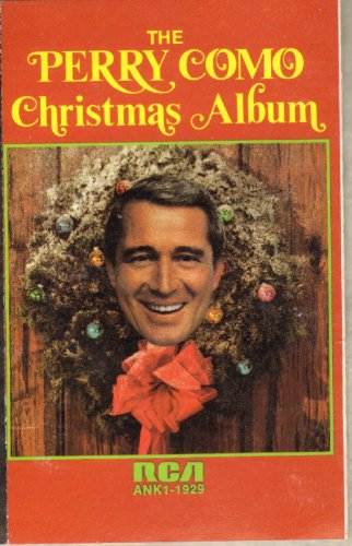 Perry Como There Is No Christmas Like A Home Christmas cover art