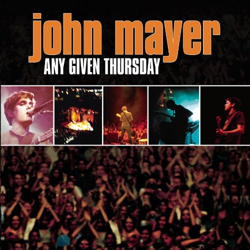 John Mayer Covered In Rain cover art